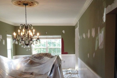 PLASTER / SKIM COATING