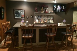 Bar Renovation